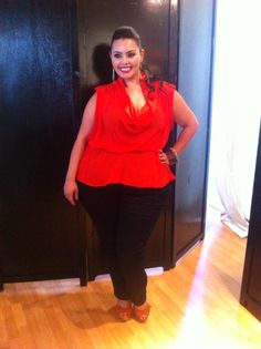 Always will I be a fan of the lovely Rosie Mercado :)