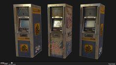 ArtStation - Dying Light - ATM, Pawel Dudek