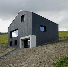 The Lumbrein Residence | Hurst Song Architekten