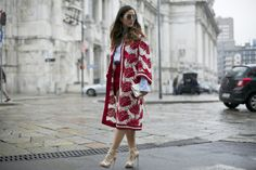 The best street style looks of Fashion Month - Bag at You
