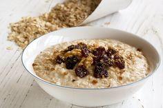 Porridge facile avoine amande – LA MINUTE PAPILLON