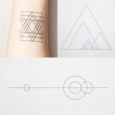 Equilibrium/balance/humility tattoo ideas.. Lending to the idea that there is always something bigger than us..