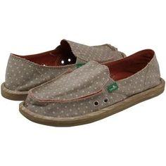 Sanuk Dotty Junior Shoes - Tan