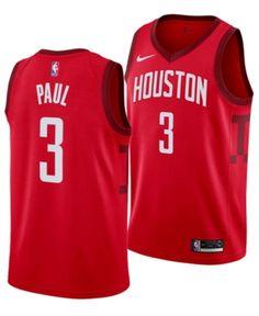 c92b15803181 Men s Chris Paul Houston Rockets Earned Edition Swingman Jersey