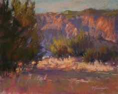 """""""In the Moment"""" - Original Fine Art for Sale - © Barbara Jaenicke"""