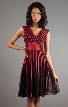 13aa298c2e35 black-red-dress-SI-P8159-a Klubové Šaty
