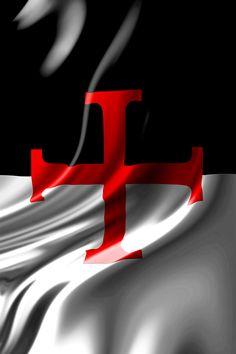 Knights Templar:  Cross of the #Knights #Templar.
