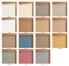 Fabric And Color Options Marvin Windows Doors Full Integrated Interior Shades