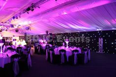 Transform your complete venue and give your wedding or event guests the WOW factor