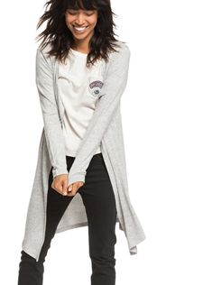 new concept 8a2b3 a3391 All To You - Cardigan pour Femme 3613373843081   Roxy Automne 2018,  Nouvelle, Roxy