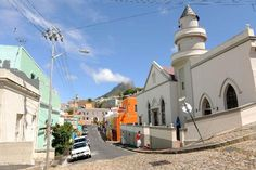 See related links to what you are looking for. Cape Town Tourism, Travel Companies, Most Beautiful Cities, Facade House, House Colors, South Africa, Travelling, Street View, African