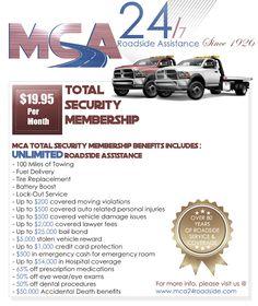 MCA Benefits