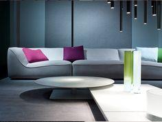 Divano imbottito modulare SO Collezione Home by Paola Lenti | design Francesco Rota