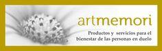 Artmemori, productos y servicios para el bienestar de las personas en duelo.