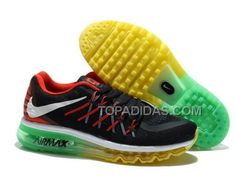 http://www.topadidas.com/nike-air-max-2015-black-green-yellow-red-mens-uk-sale.html Only$69.00 #NIKE AIR MAX 2015 BLACK GREEN YELLOW RED MENS UK SALE #Free #Shipping!