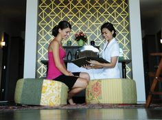 Have a personal wellness consultation with an expert at Absolute Sanctuary in Thailand, fitness packages