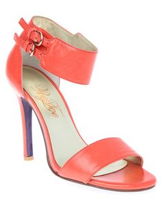 Peeptoe Pink single sole sandal with an ankle strap, leather upper, leather lining, leather sole and a 100mm heel.
