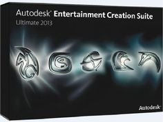 Entertainment Creation Suite Ultimate 2013 Student [Old Version] by Autodesk PSG,  $345.99
