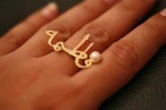 Arabesque Jewellery by Sheikha Fatima Al Qassimi