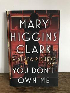 Mary Higgins Clark, Fiction Novels, Author, Ebay, Writers