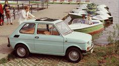 Fiat 126 - Vintage Automobile Dealerships and Automobilia.