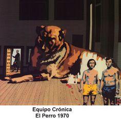 El Perro 1970, Equipo Cronica