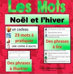 Browse over 280 educational resources created by Ms Joanne in the official Teachers Pay Teachers store. French Teaching Resources, Teaching French, School Resources, Silly Sentences, Illustrated Words, Vocabulary Practice, Core French, Teaching Kindergarten, Elementary Teaching