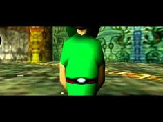 Based on the Haunted Majora's Mask cartridge from Jadusable. -- The main music is the Ocarina of Time's main theme backwards. -- The opening scene with the c. Creepypasta Videos, Ocarina Of Times, Ben Drowned, Main Theme, Five Nights At Freddy's, Movie Trailers, Dark Side, The Darkest, Marble