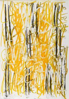 YOSEF JOSEPH DADOUNE   Weat sun W.B. Walter Benjamin 10/02/16   Pastels on Nostalgique Hahnemühle paper  59,4 x 84,1cm (A1) - 190g/m²  Photographer: Yigal Pardo