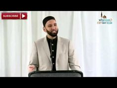 Is Life Fair? What is the Reason to Live? - Sh Omar Suleiman | 877-Why-Islam - YouTube