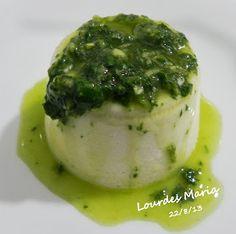 Feito com Amor: Mousse de Gorgonzola - Encontro Comunidade Culinária do Orkut 2009