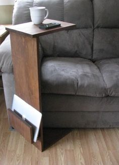 SUMMER SALE Arm Chair Rest-TV Tray Table- Lap Top Desk- Coffee Table- Night Stand-Side Table-Lap Top Stand- Sofa Tray