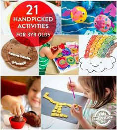 3 yr old activities