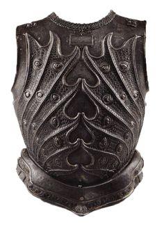 (brekninger: Filippo Negroli, ca.1532. Armor for Daemon Blackfyer)