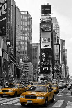 Times Square NYC, hopefully this spring