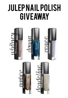 Julep Nail Polish Giveaway!     |    Love Nail Art check out my pinterest @opulentnails for Nail Polish Lovers. #nailart #OPI #Chanel #Orly #YSL #Dior #Zoya #ChinaGlaze #Essie #Estee #NfuOh #Illamasqua #Kardashian #Nars