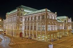 Vienna State Opera is an opera house, Vienna, Austria #city #vienna #austria #operahouse