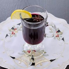 Gluhwein - German Mulled Wine - warm and comforting and yet will knock you off your feet