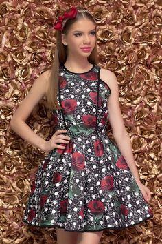 Dresses Kids Girl, Dresses For Teens, Kids Outfits, Summer Dresses, Fashion Mode, Tween Fashion, Baby Dress, The Dress, African Fashion Dresses