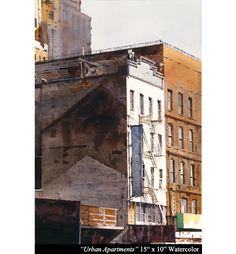 Dean Mitchell Studio | Watercolors and Oil Paintings