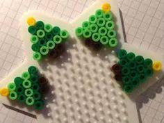 Billedresultat for christmas tree hama beads