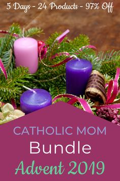 24 faithful Catholic Advent resources at an amazing price. I earn a commission from purchases, thank you. Catholic Kids, Catholic Prayers, Catholic Homeschooling, Freedom In Christ, Life Of Christ, Christmas Ornament Crafts, Christmas Crafts, Ornaments, Diy Wreath