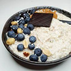 Judith Breistein (@cucumberandlime) • Instagram-bilder og -videoer Judith, Buzzfeed Food, Food Art, Acai Bowl, Peanut Butter, Oatmeal, Breakfast, Recipes, Germany
