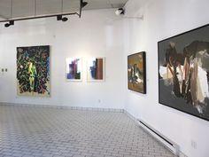 Collectif automne 2016 - Québec - Galerie Lacerte