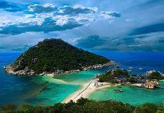 Koh Tao, Thailand. I want to go back.