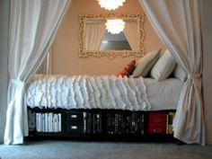 Small Bedroom Ideas and Space Saving Furniture