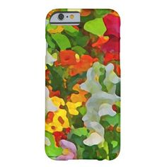Flower Garden Colors iPhone 6 Case
