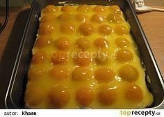 Meruňkové kostky recept pty.cz Baking Cupcakes, Cupcake Cakes, Pavlova, Dessert Recipes, Desserts, Amazing Cakes, Nutella, Macaroni And Cheese, Good Food