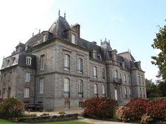 Château de Lesquiffiou - Finistère