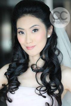 chinese asian bridal makeup - Google Search